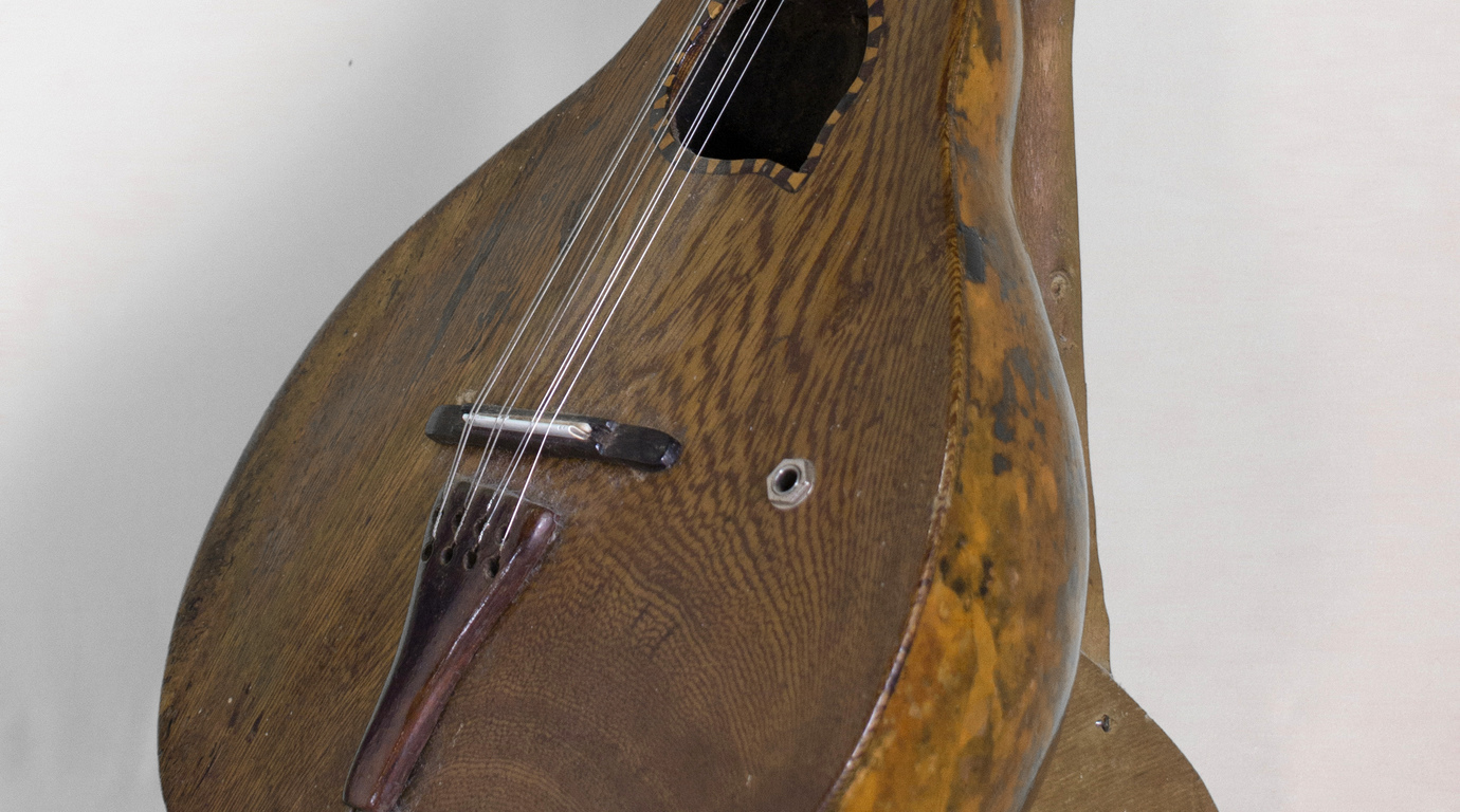 Bandolim capa