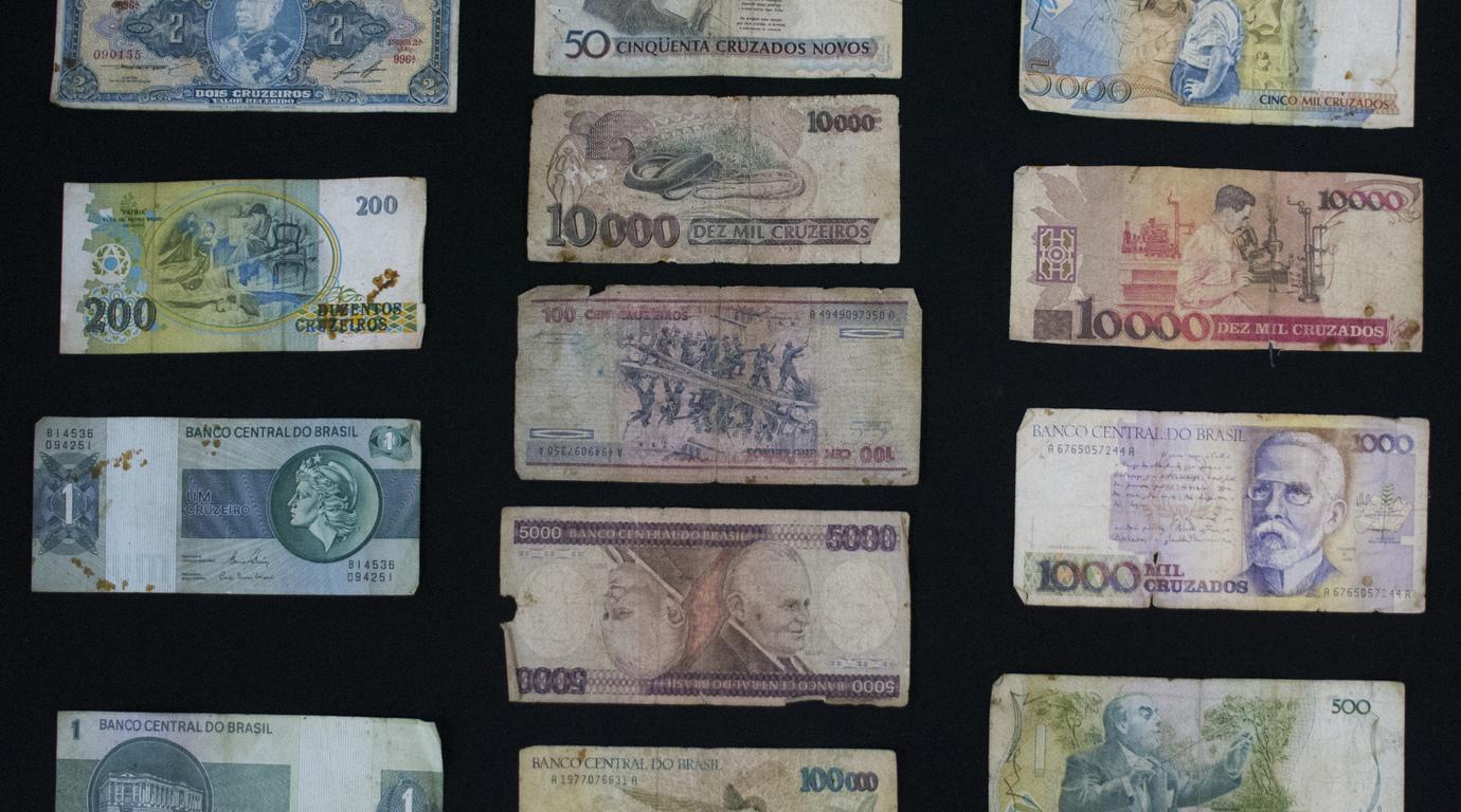 Dinheiro capa